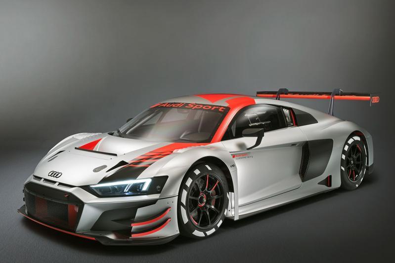Audi presenteert R8 LMS GT3