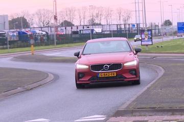 Volvo S60 - Achteruitkijkspiegel