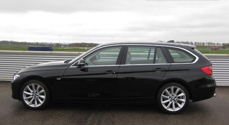 BMW 316i Touring High Executive (2013)