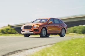 Bentley Bentayga V8 - Rij-impressie
