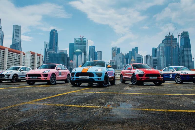 Porsche haalt Classic Racing Liveries uit de kast