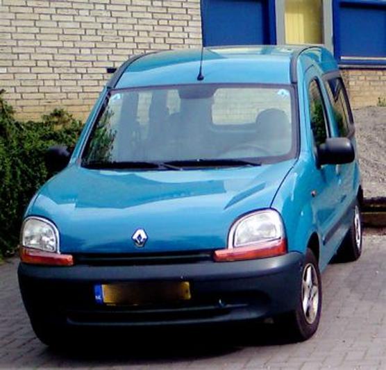 Renault Kangoo RT 1.4 (1998)