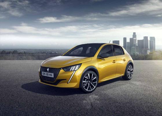 Eerste prijzen nieuwe Peugeot 208