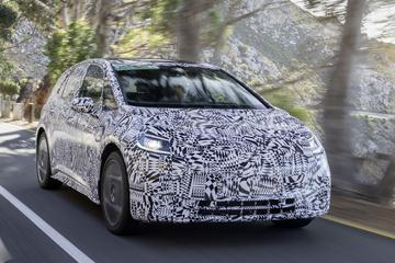 Volkswagen laat ingepakte I.D. zien