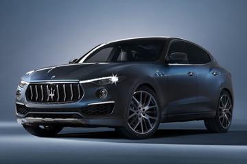 Maserati Levante Hybrid onthuld