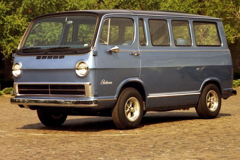 Chevrolet Electrovan