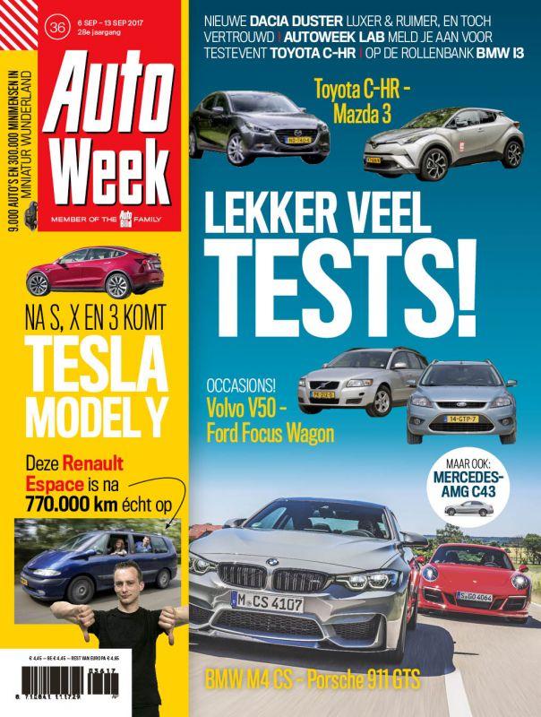 AutoWeek 36 2017