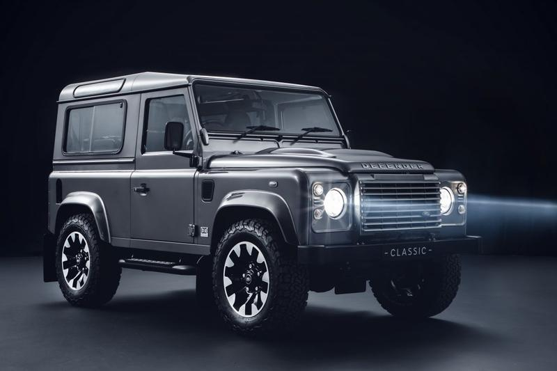 Land Rover Defender Classic Upgrade Kit