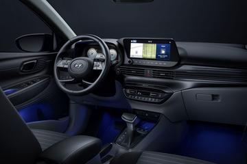 Hyundai i20 nu ook vanbinnen te zien