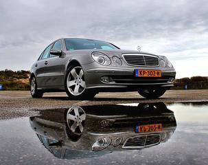 Mercedes-Benz E 500 Avantgarde (2004)