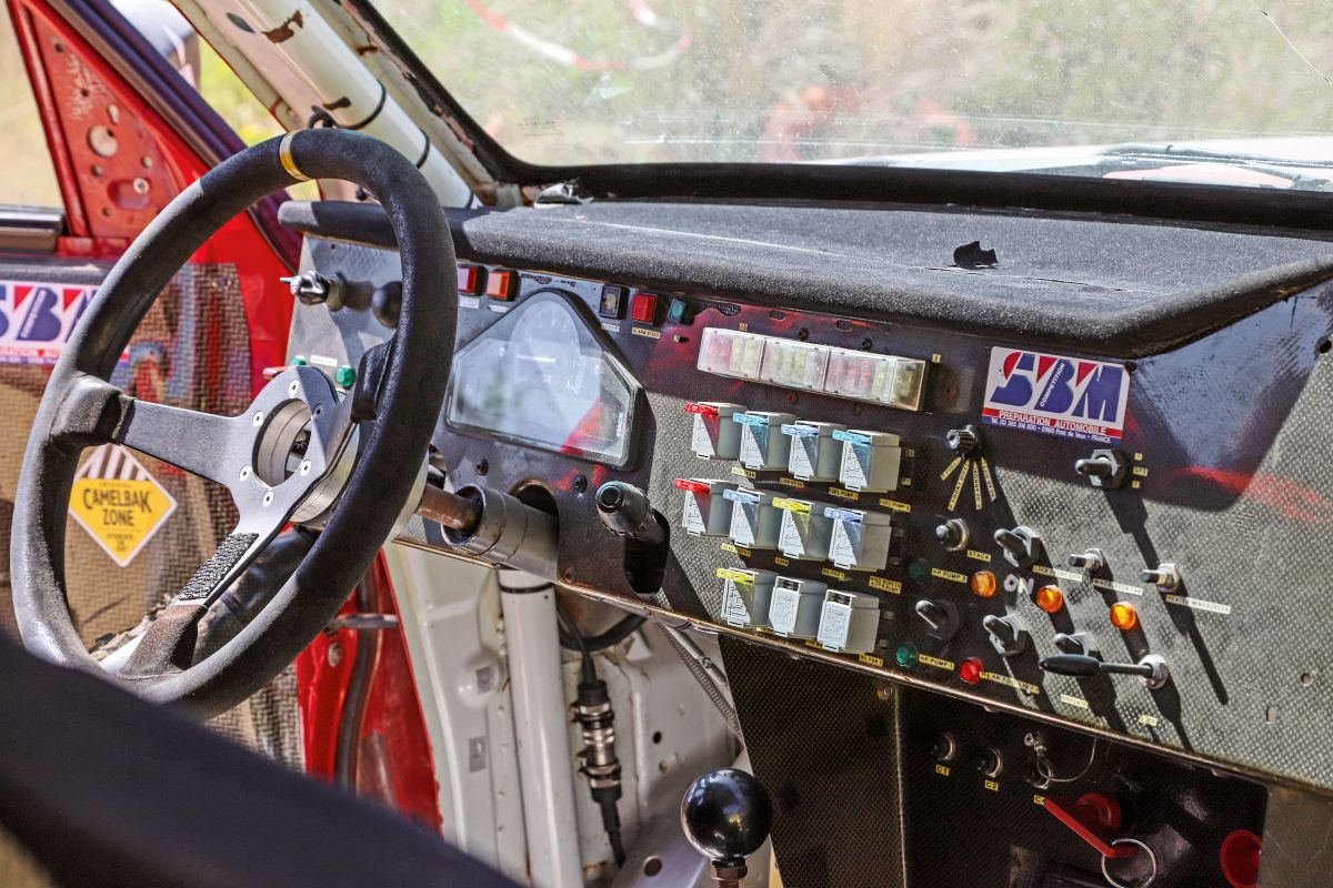 Mitsubishi Pajero Dakar 2001