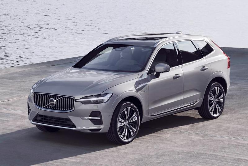 Volvo XC60 modeljaarupdate