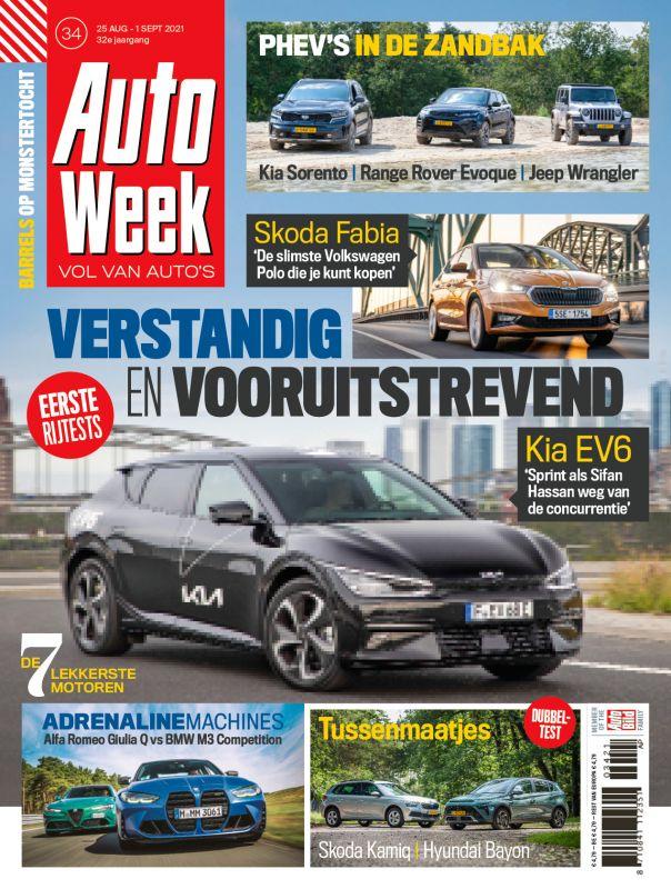 AutoWeek 34 2021