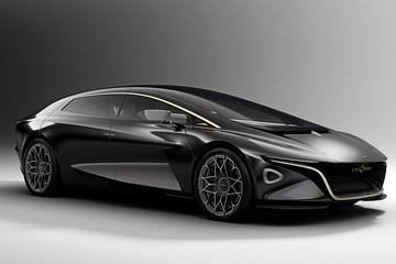 Aston Martin toont Lagonda Vision Concept