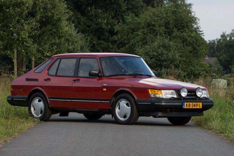 Saab 900i 16 (1989)