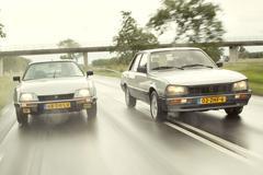 Youngtimer dubbeltest - Citroën CX vs Peugeot 505