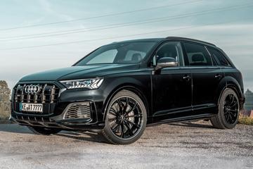Abt klust aan Audi SQ7