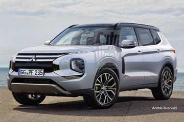 'Naast nieuwe Outlander ook compactere nieuwe SUV'