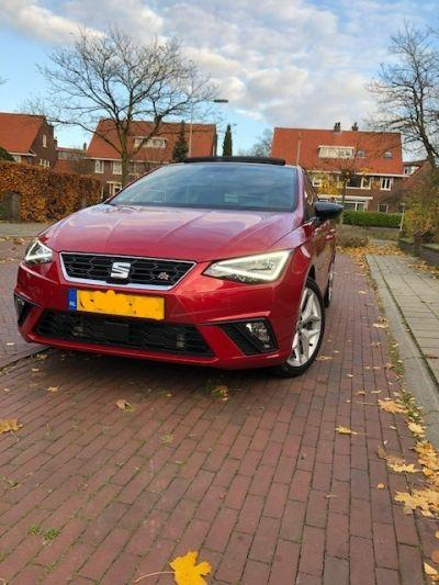 Seat Ibiza 1.0 TSI 115pk FR Business Intense (2019)