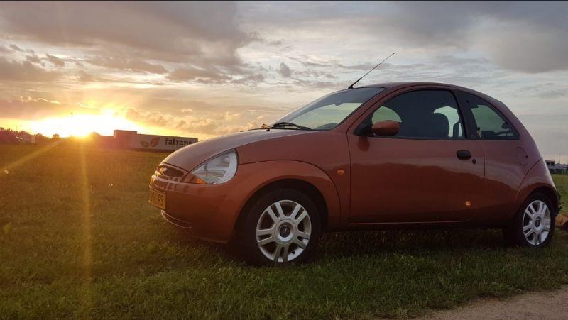 Ford Ka (2004)