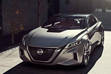 Nissan toont Vmotion 2.0 Concept