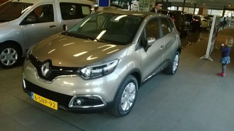 Renault Captur TCe 90 Expression (2013) #7