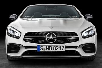 Facelift Friday: Mercedes-Benz SL-klasse (R231)