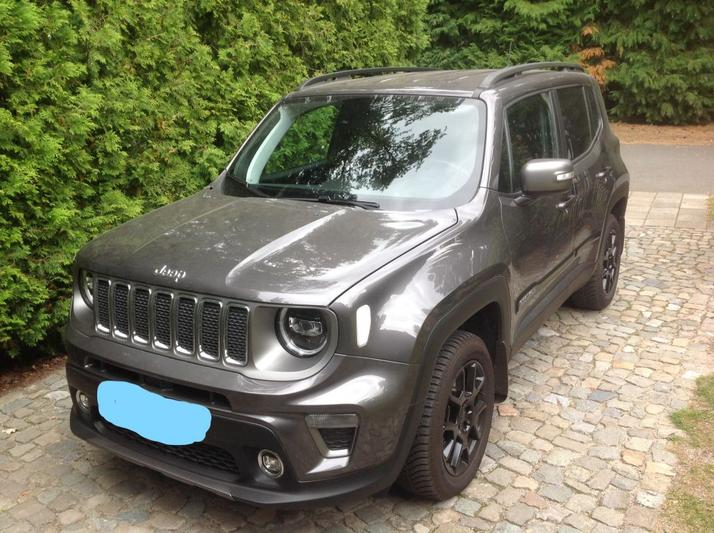 Jeep Renegade 1.3T 4WD Limited (2019)