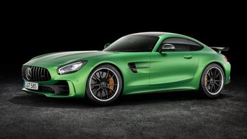 'Mercedes-AMG GT Black Series op komst'