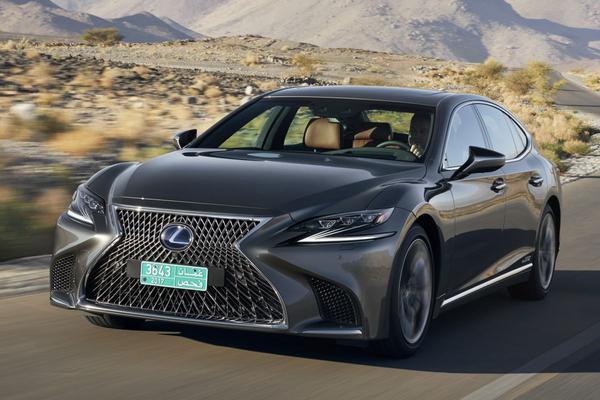 Rij-impressie: Lexus LS 500h