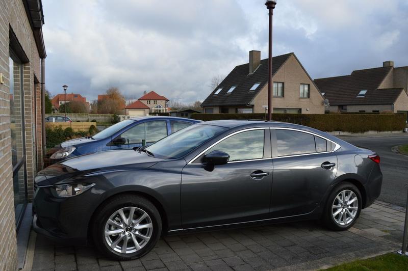 Mazda 6 SkyActiv-D 2.2 150 Skylease (2015)