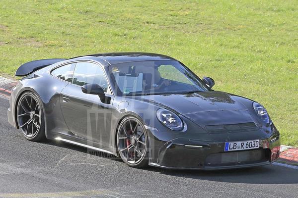 Hoop voor liefhebbers: Porsche 911 GT3 Touring Package