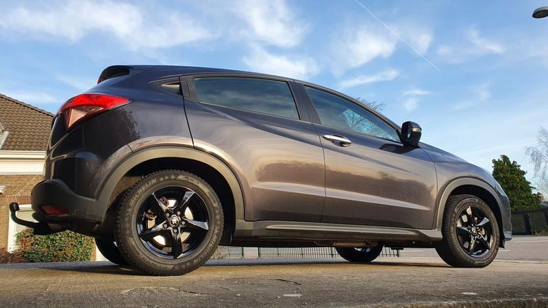 Honda HR-V 1.5 Elegance (2018)