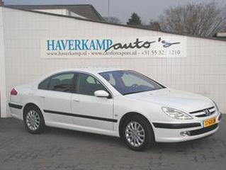 Peugeot 607 2.2 HDI (2001)