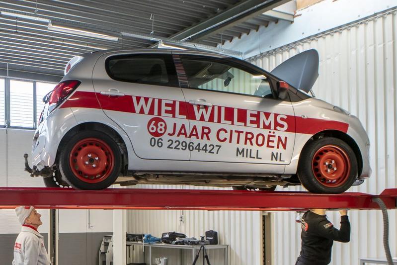 Citroën C1 Puretech 82 – 2015 – 530.385 km - Klokje Rond