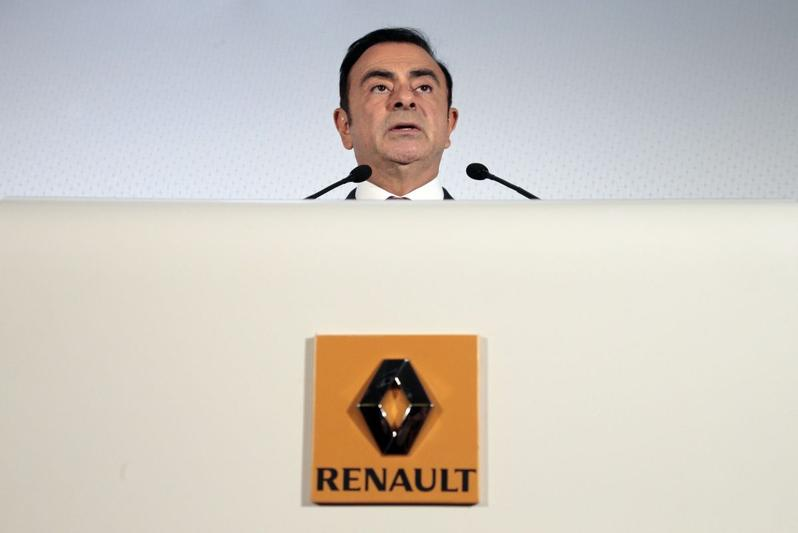 Carlos Ghosn Renault-Nissan (foto ANP)