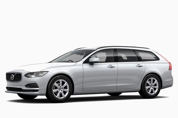 Back to Basics: Volvo V90 D3 Kinetic