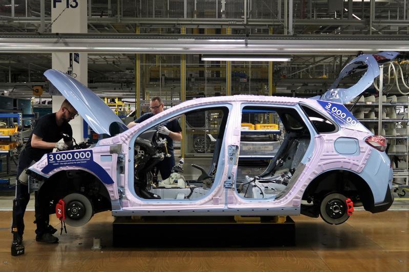Hyundai i30 N productie Hyundai No?ovice HMMC