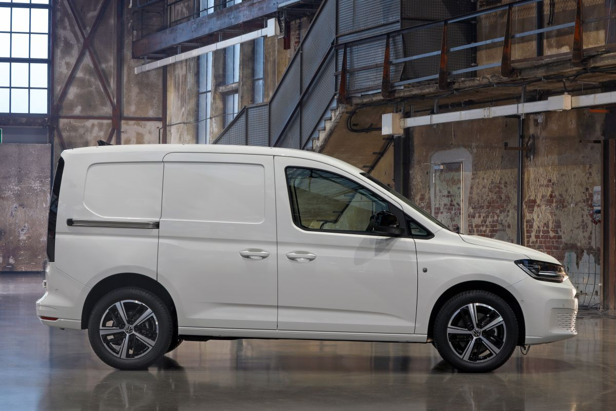 Volkswagen Caddy mKV (2020)