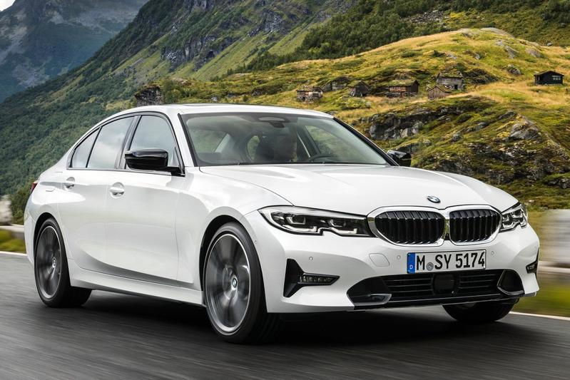 BMW 320d Corporate Executive (2020)