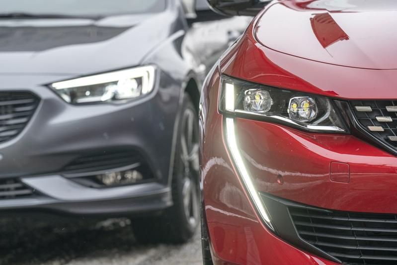 Opel Peugeot PSA 508 Insignia
