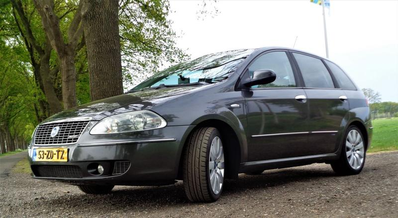 Fiat Croma 1.9 Multijet 16v 150 Corporate (2008)