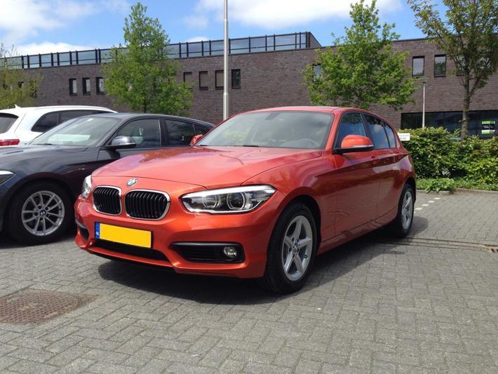 BMW 118d Executive (2015)