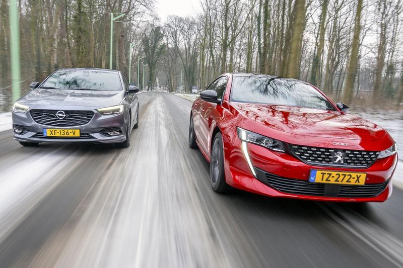 Peugeot 508 vs. Opel Insignia - Dubbeltest