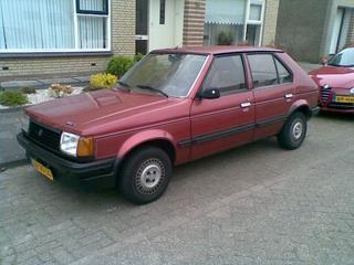 Talbot Horizon 1.5 GL (1985)