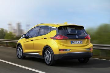 Opel brengt Ampera-e naar Genève