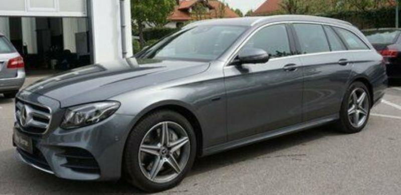 Mercedes-Benz E 300 de Estate Business Solution AMG (2019)