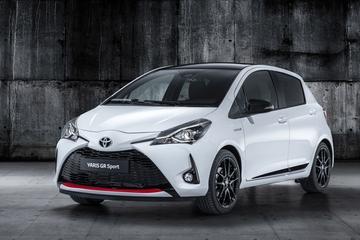 Toyota viert 20 jaar Yaris en pakt uit