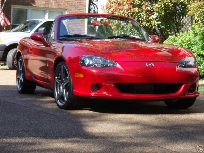 Mazda MX-5 (2004)