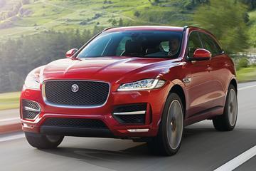 Jaguar F-Pace is nu eindelijk los!
